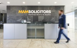 MAMSolicitors entrance