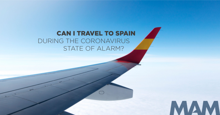 Travelling Spain and Real Estate