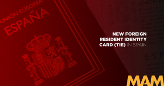 Resident Identity Card in Spain